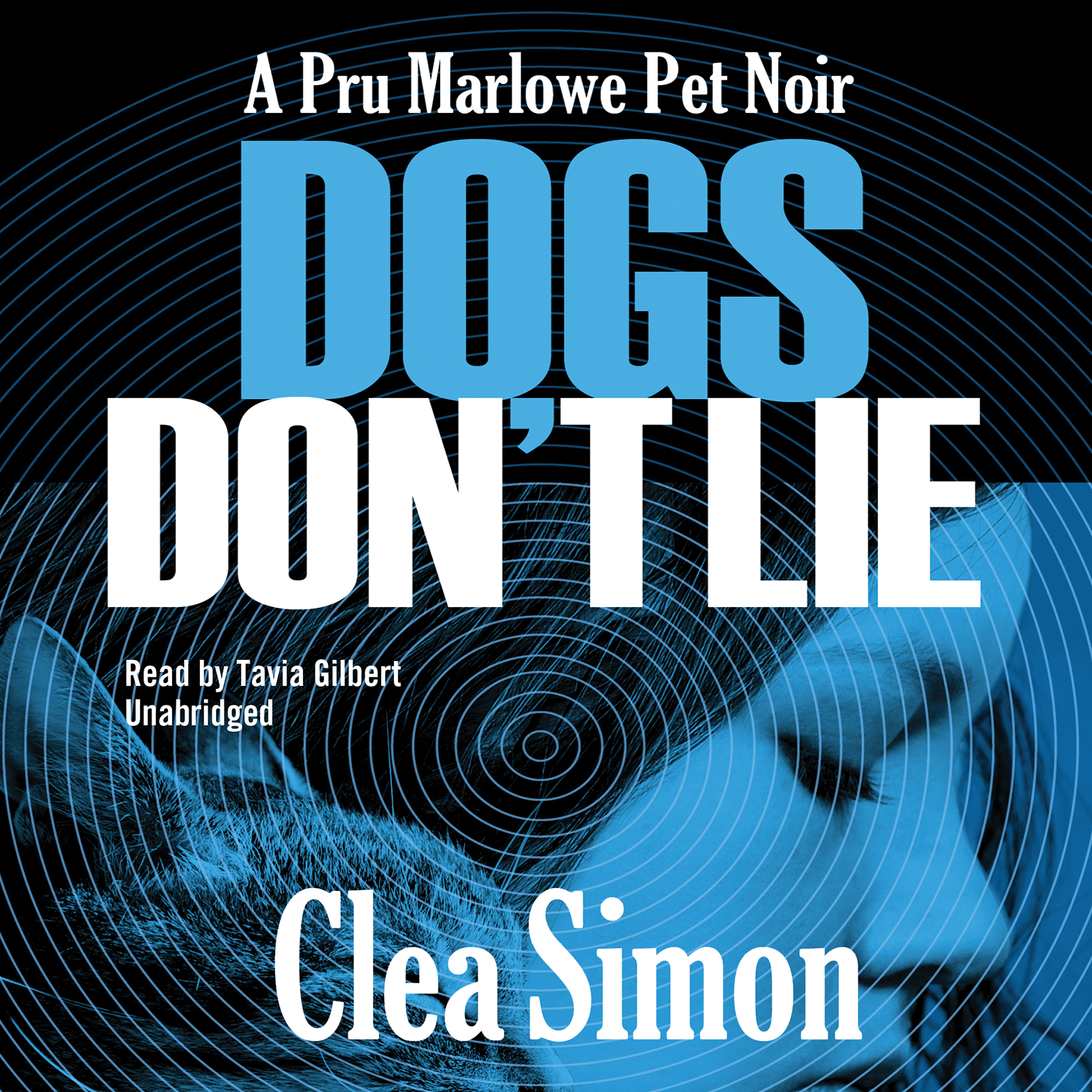 Printable Dogs Don't Lie Audiobook Cover Art