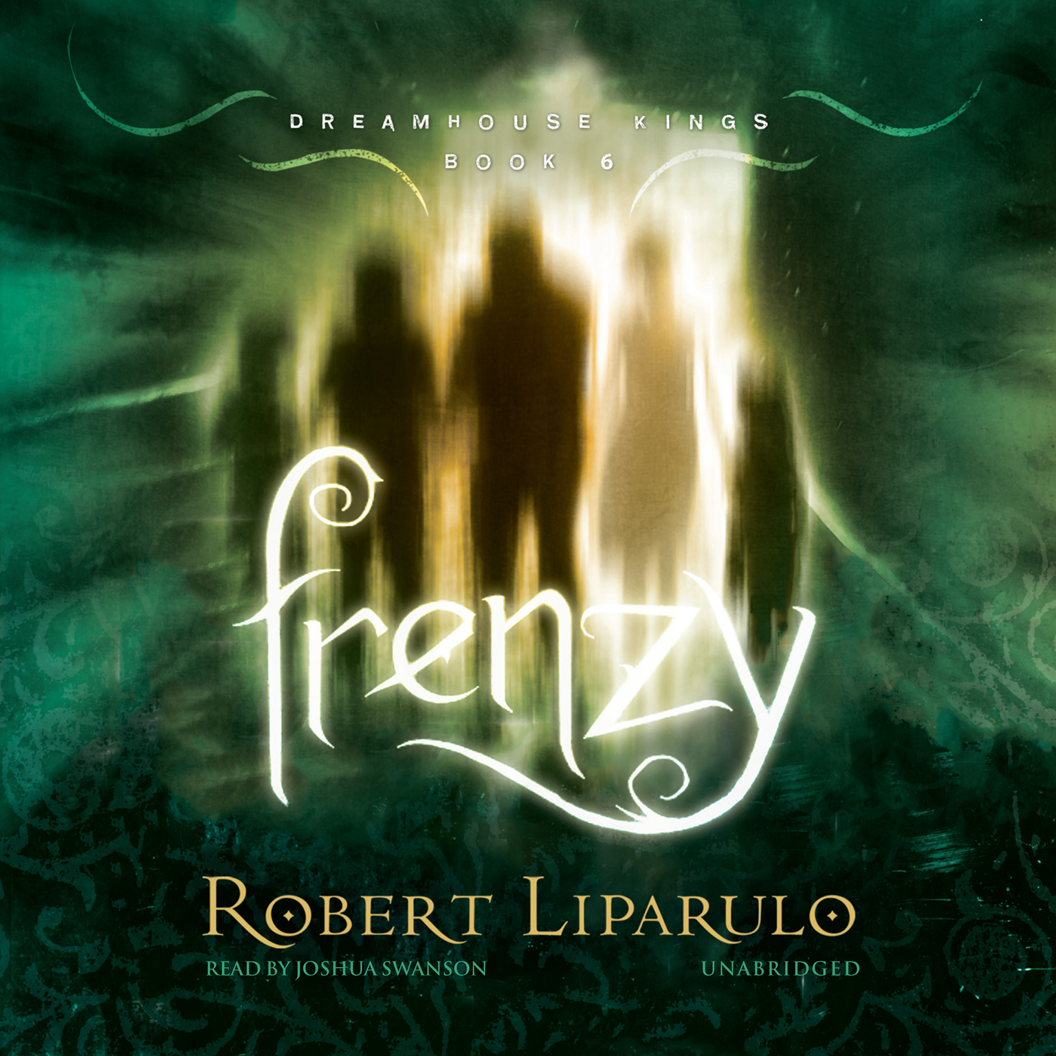 Printable Frenzy Audiobook Cover Art
