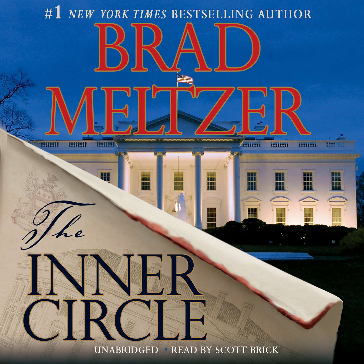 Printable The Inner Circle Audiobook Cover Art