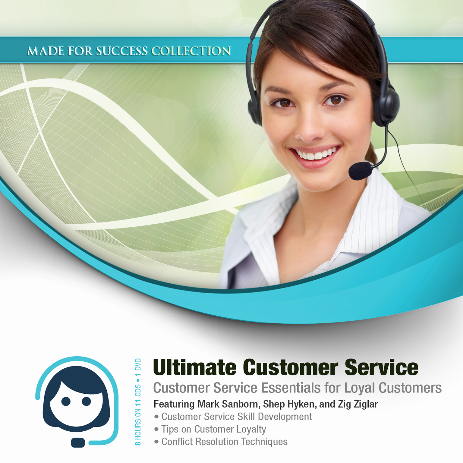 Printable Ultimate Customer Service: Customer Service Essentials for Loyal Customers Audiobook Cover Art
