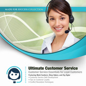 Ultimate Customer Service: Customer Service Essentials for Loyal Customers Audiobook, by Made for Success