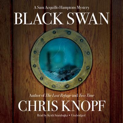 Black Swan Audiobook, by Chris Knopf