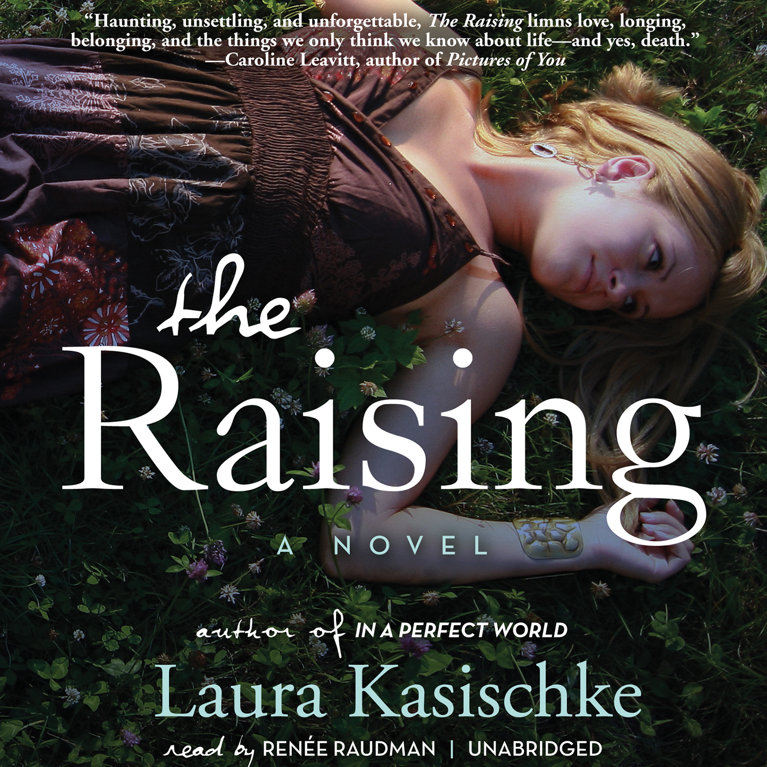 Printable The Raising: A Novel Audiobook Cover Art