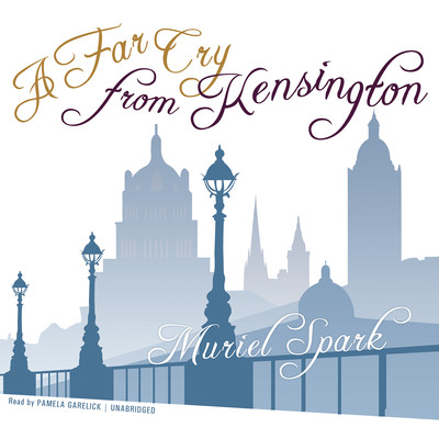 A Far Cry from Kensington Audiobook, by Muriel Spark