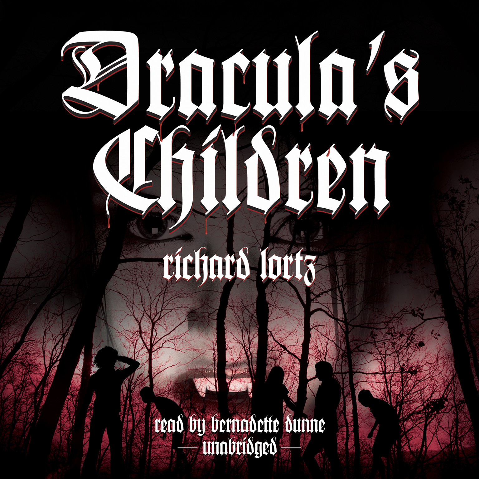 Printable Dracula's Children Audiobook Cover Art