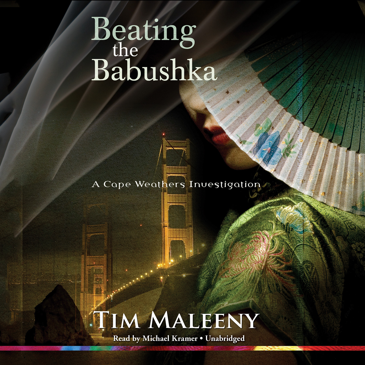 Printable Beating the Babushka: A Cape Weathers Investigation Audiobook Cover Art