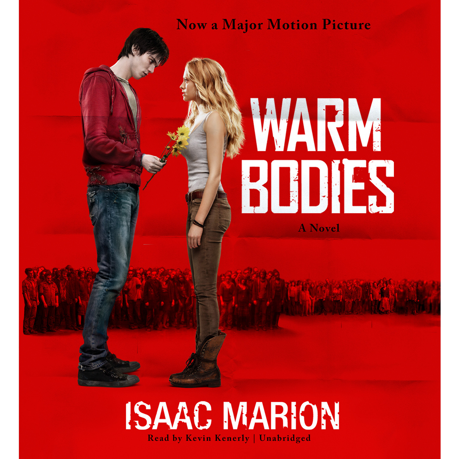 Printable Warm Bodies: A Novel Audiobook Cover Art