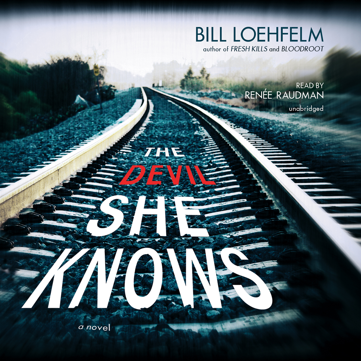 Printable The Devil She Knows Audiobook Cover Art