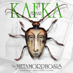The Metamorphosis Audiobook, by Franz Kafka