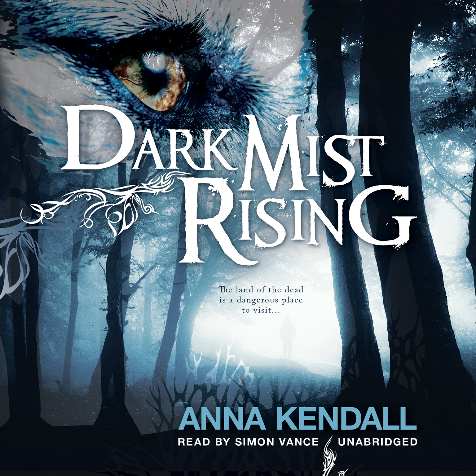 Printable Dark Mist Rising Audiobook Cover Art