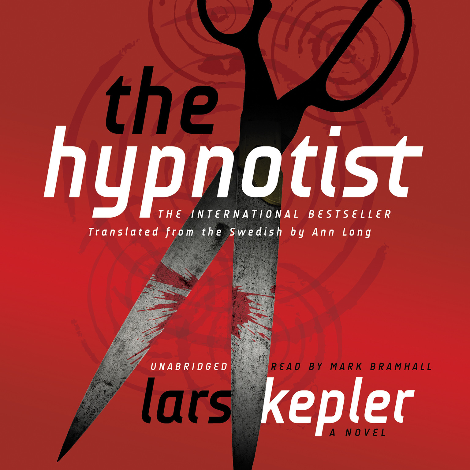 Printable The Hypnotist Audiobook Cover Art