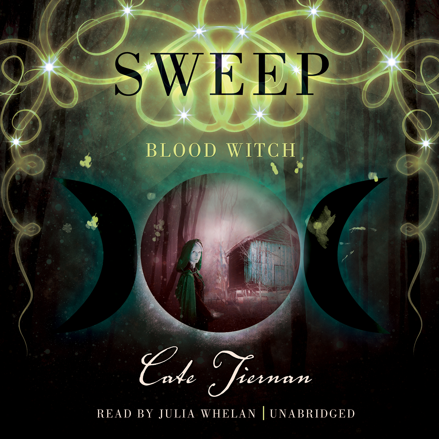 Printable Blood Witch Audiobook Cover Art