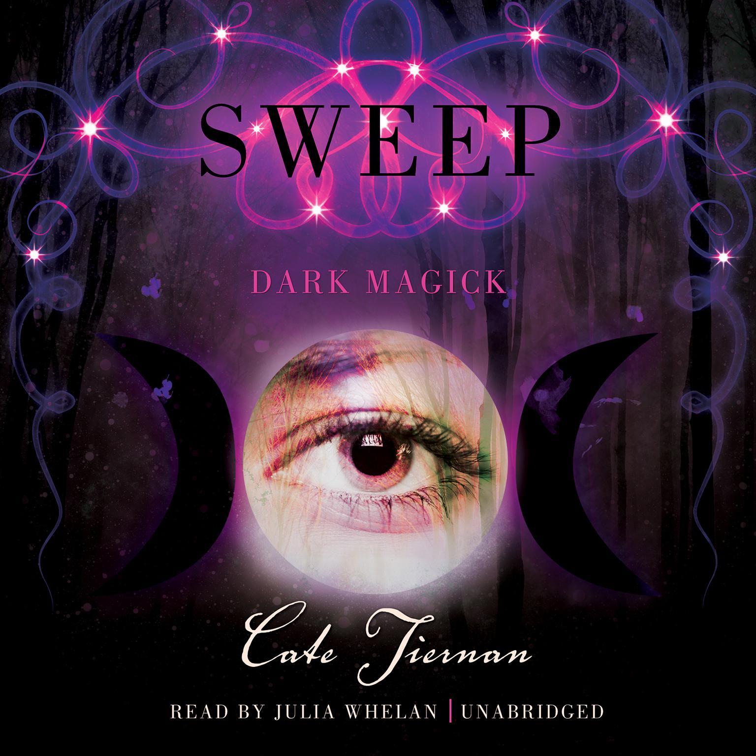 Printable Dark Magick Audiobook Cover Art
