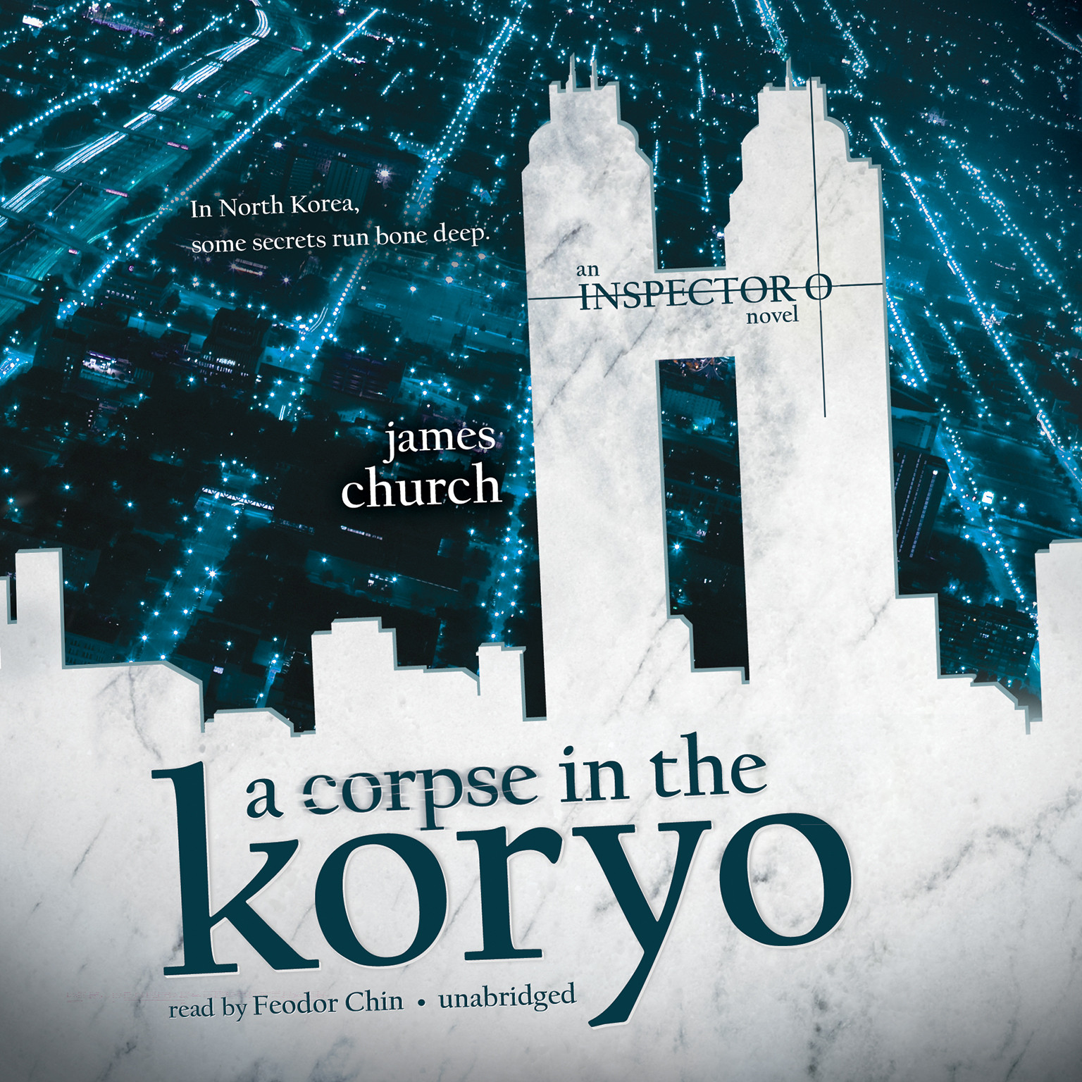 Printable A Corpse in the Koryo Audiobook Cover Art