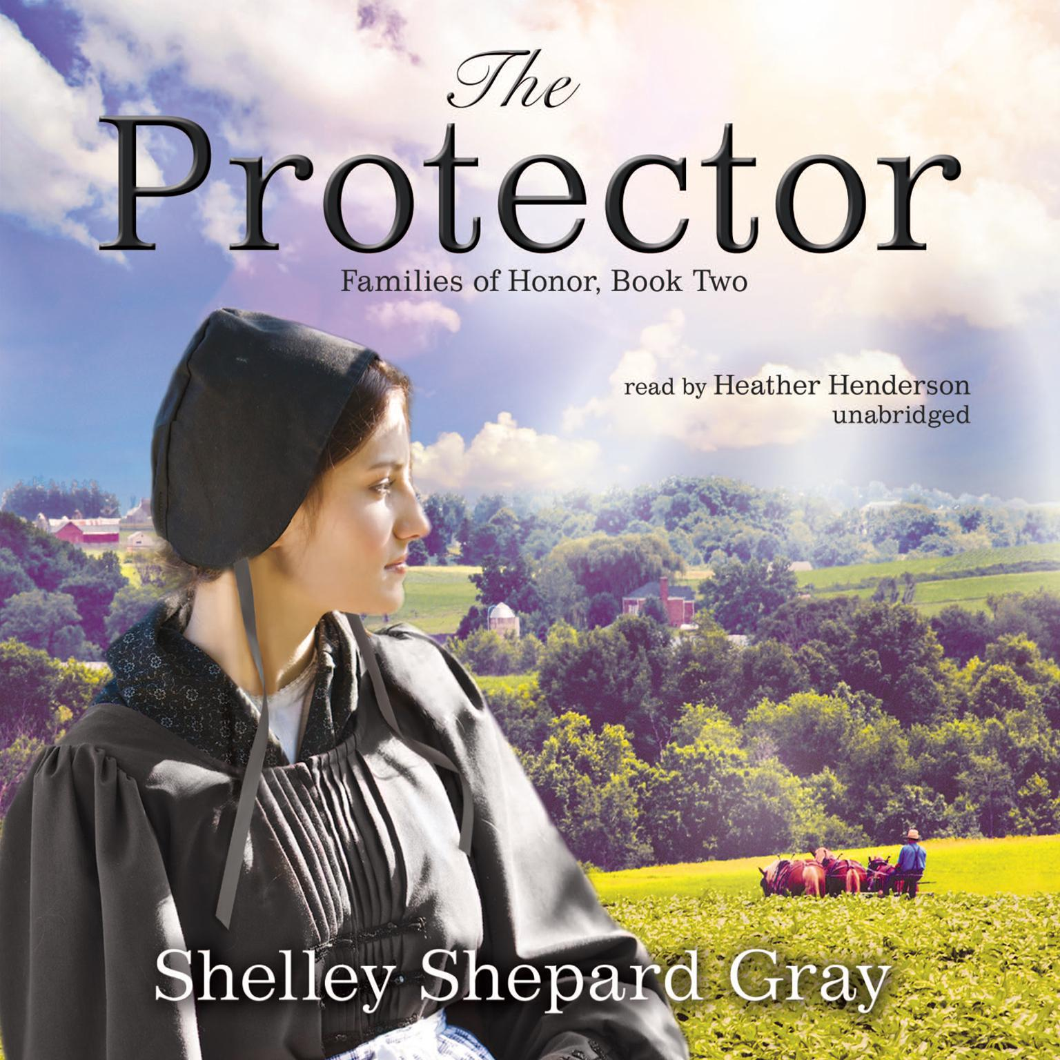 Printable The Protector: Families of Honor, Book Two Audiobook Cover Art