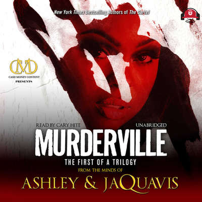 Murderville: The First of a Trilogy Audiobook, by Ashley & JaQuavis