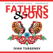 Fathers and Sons Audiobook, by Ivan Turgenev
