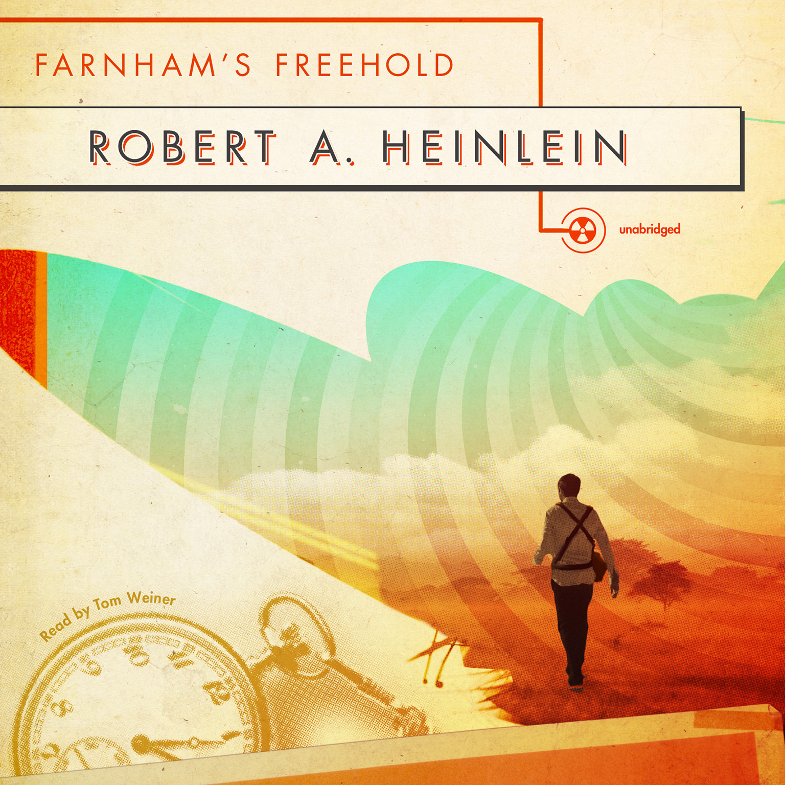 Printable Farnham's Freehold Audiobook Cover Art