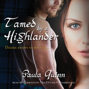 Tamed by a Highlander Audiobook, by Paula Quinn