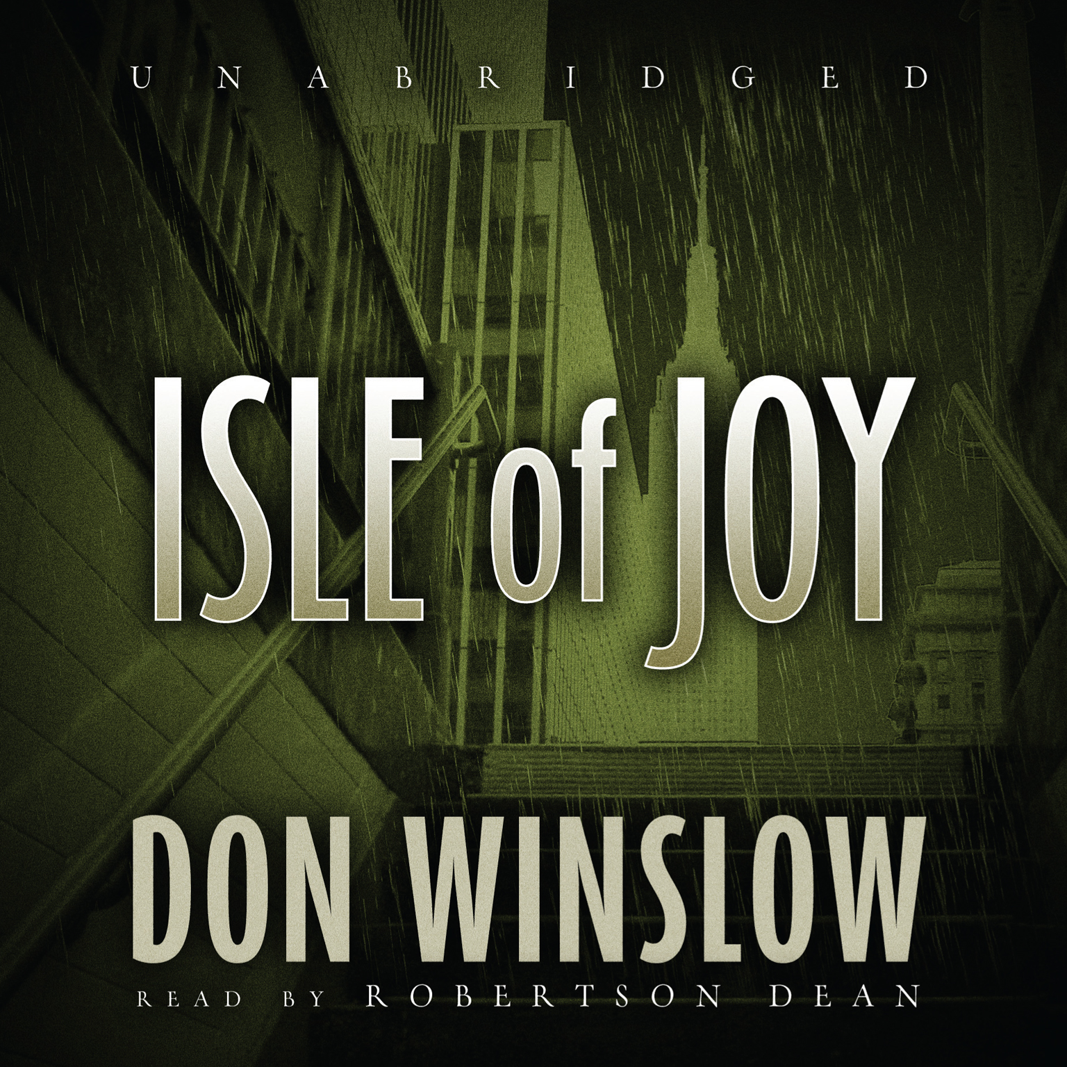Printable Isle of Joy Audiobook Cover Art
