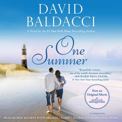 One Summer Audiobook, by David Baldacci