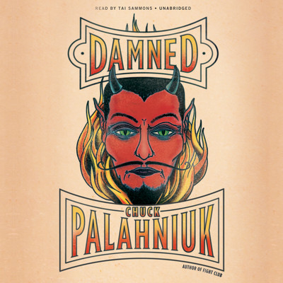 Damned Audiobook, by Chuck Palahniuk