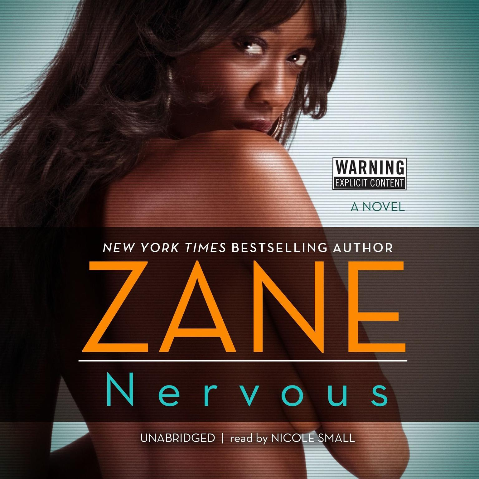 Printable Nervous: A Novel Audiobook Cover Art