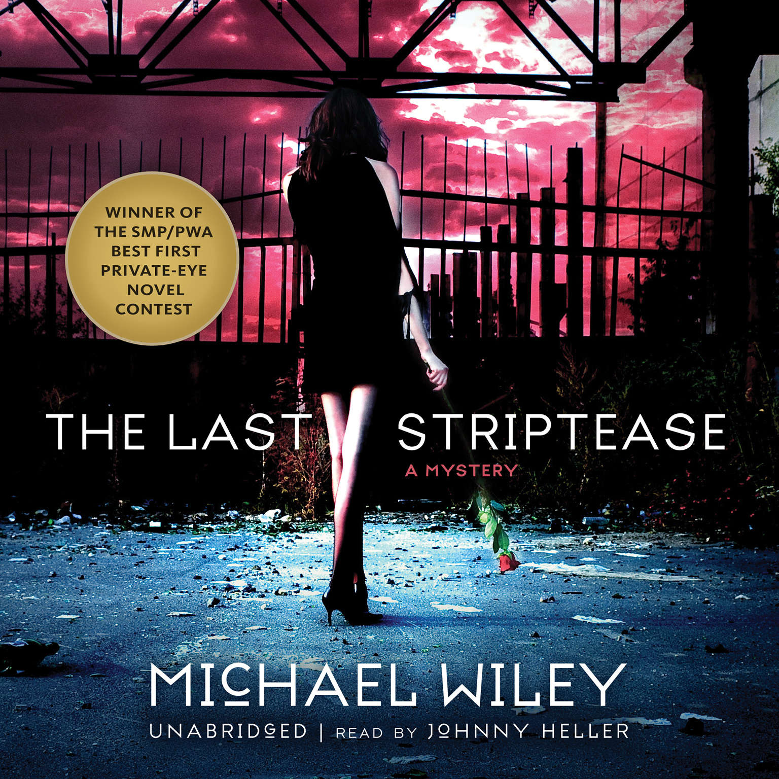 Printable The Last Striptease Audiobook Cover Art