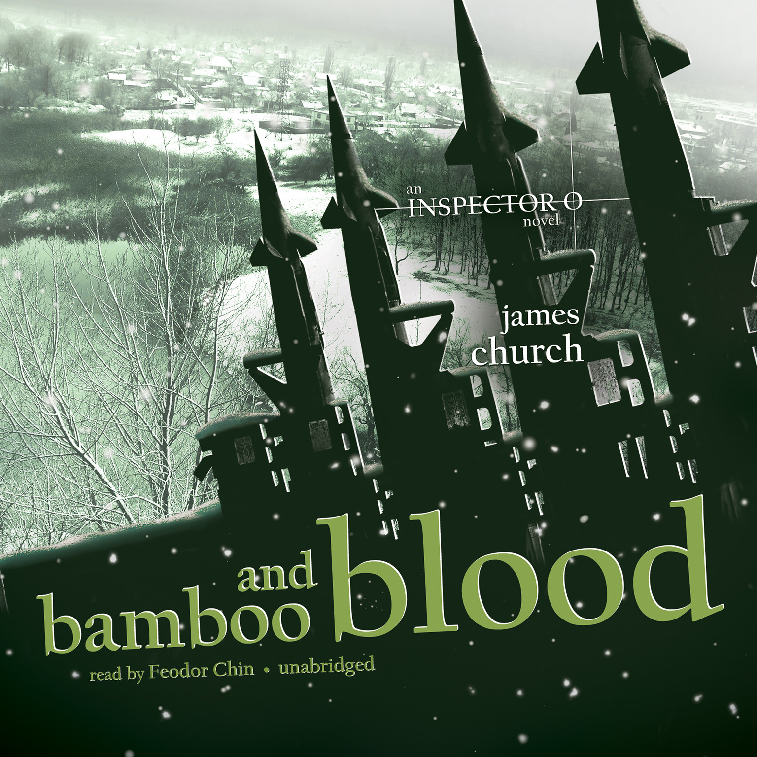 Printable Bamboo and Blood Audiobook Cover Art