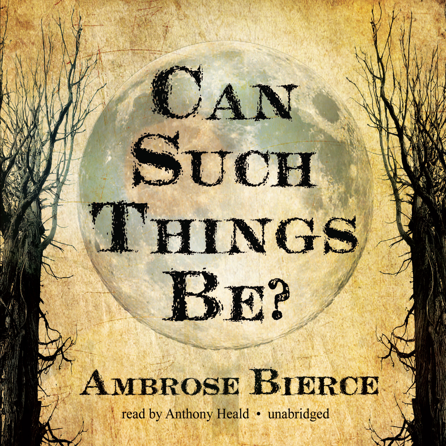 Printable Can Such Things Be? Audiobook Cover Art