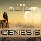 Genesis Audiobook, by Poul Anderson