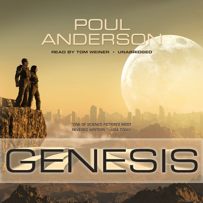 Genesis Audiobook, by Poul Anderson