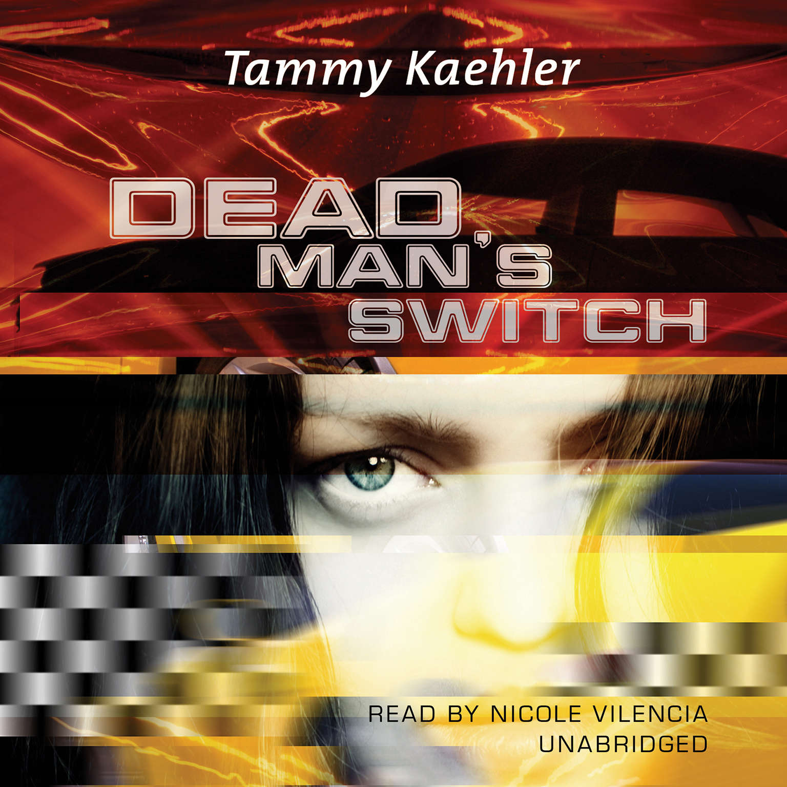 Printable Dead Man's Switch Audiobook Cover Art