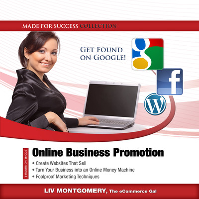 Online Business Promotion Audiobook, by Made for Success