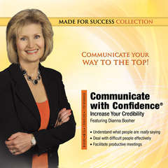 Communicate with Confidence: Increase Your Credibility Audiobook, by Made for Success