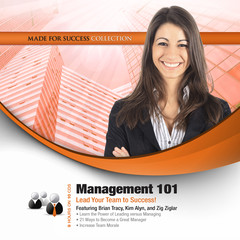 Management 101: Lead Your Team to Success Audiobook, by Made for Success