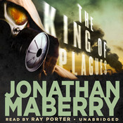 The King of Plagues Audiobook, by Jonathan Maberry