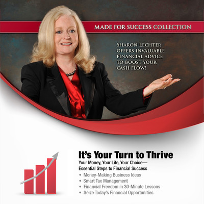 It's Your Turn to Thrive: Your Money, Your Life, Your Choice—Essential Steps to Financial Success Audiobook, by Made for Success