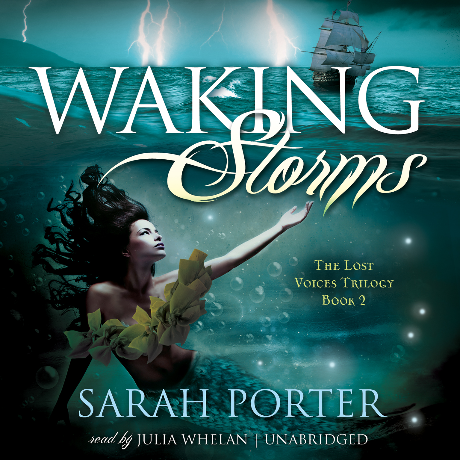 Printable Waking Storms Audiobook Cover Art