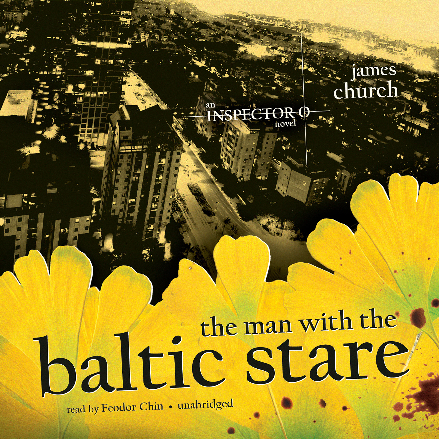 Printable The Man with the Baltic Stare Audiobook Cover Art