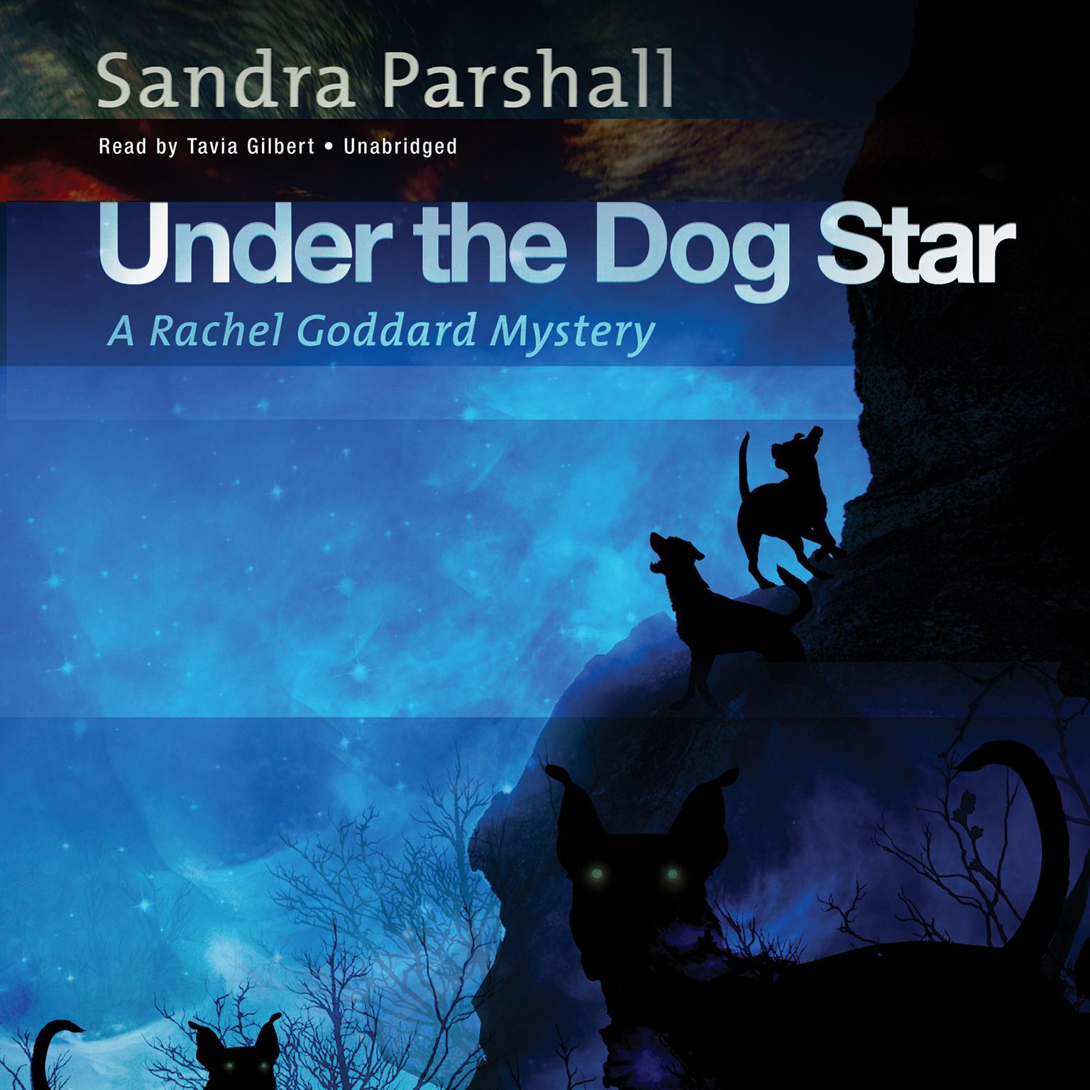 Printable Under the Dog Star: A Rachel Goddard Mystery Audiobook Cover Art