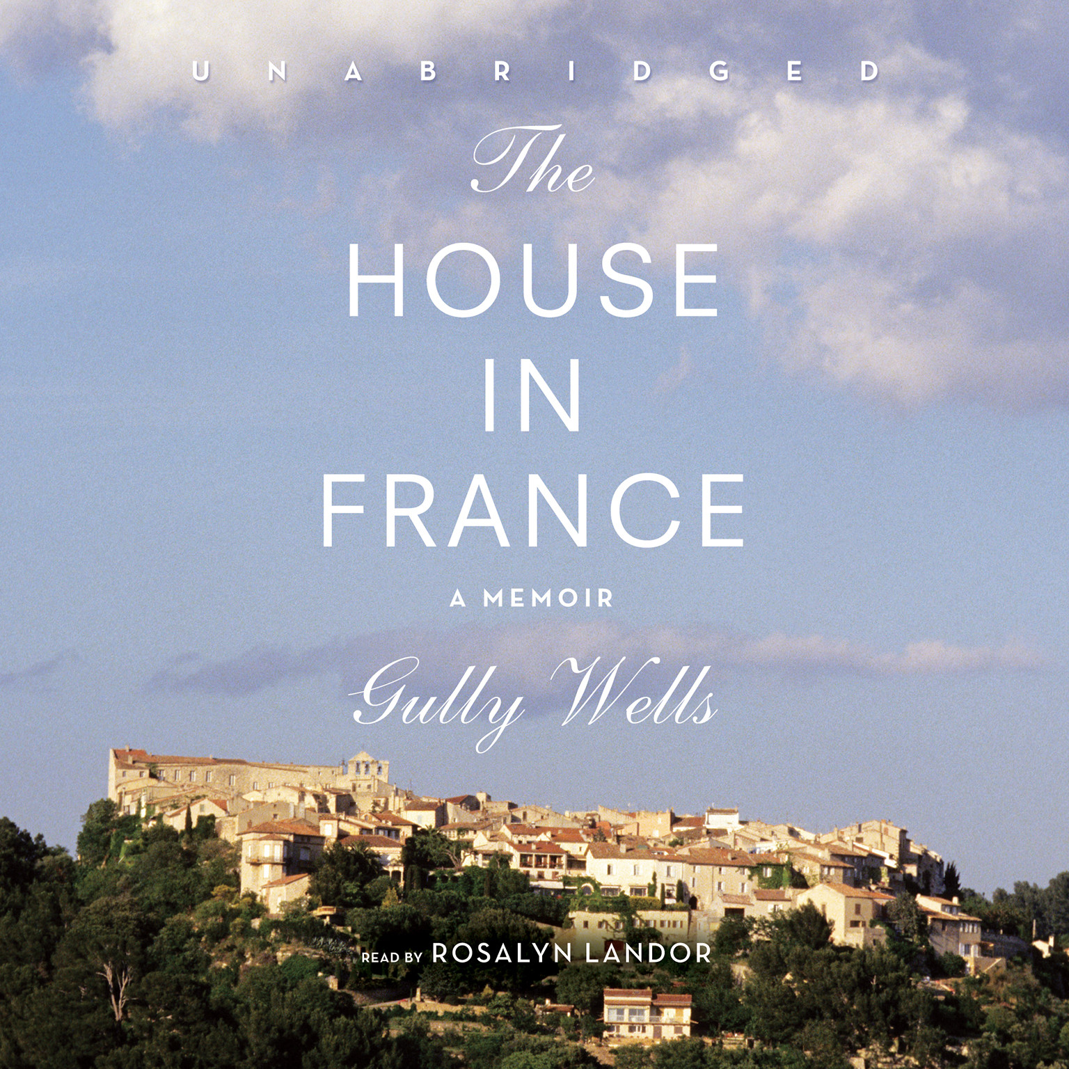 Printable The House in France: A Memoir Audiobook Cover Art