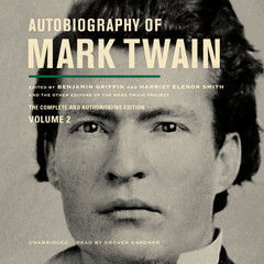 Autobiography of Mark Twain, Vol. 2 Audiobook, by Mark Twain