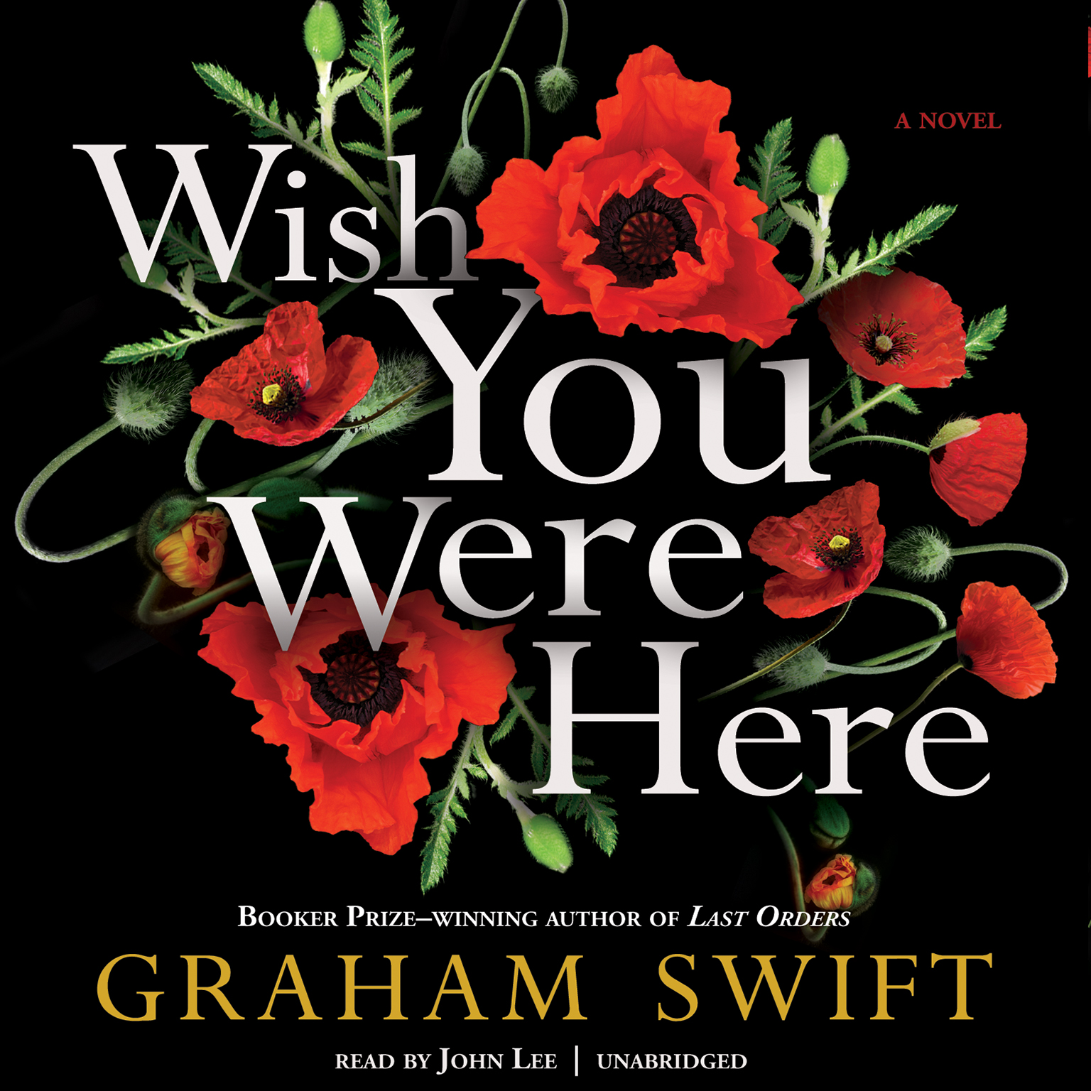Printable Wish You Were Here Audiobook Cover Art