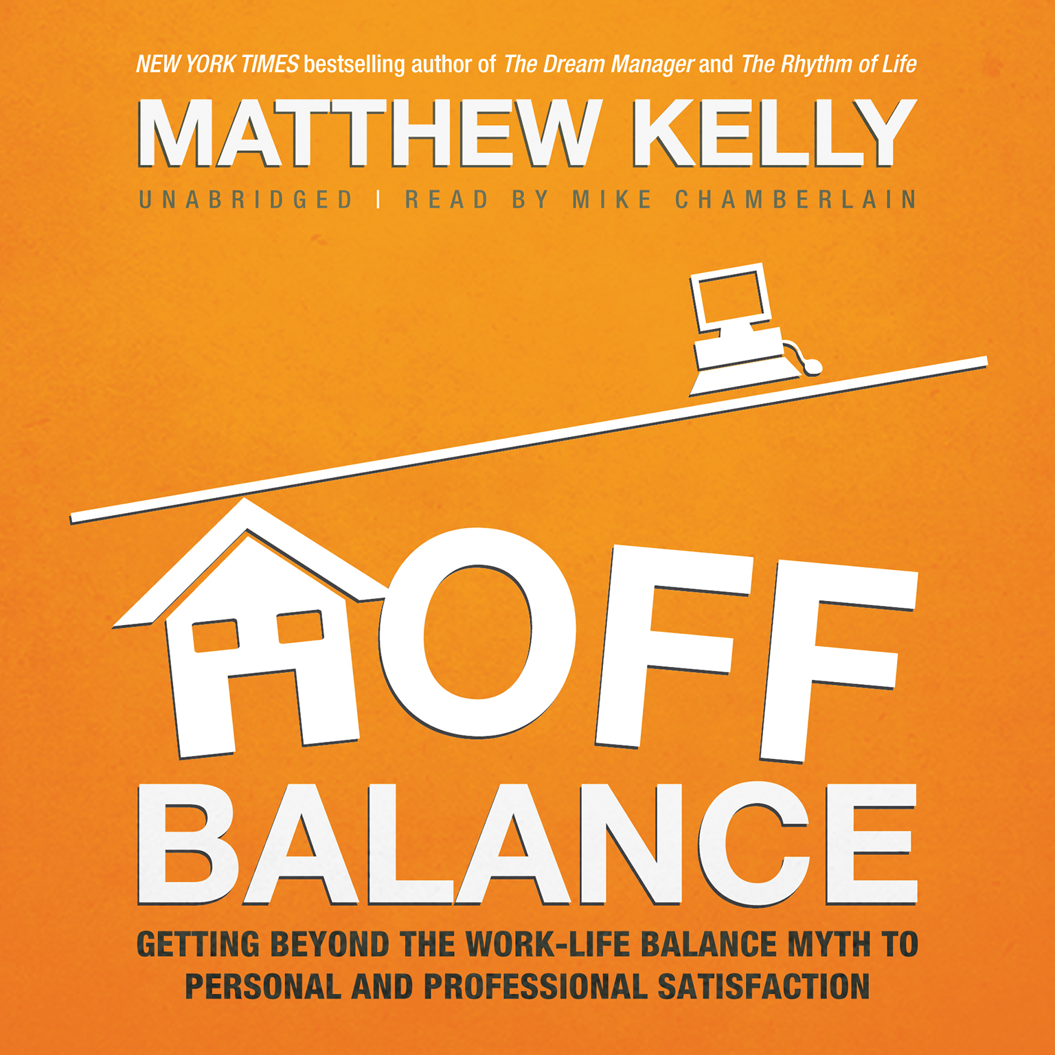 Printable Off Balance: Getting beyond the Work-Life Balance Myth to Personal and Professional Satisfaction Audiobook Cover Art