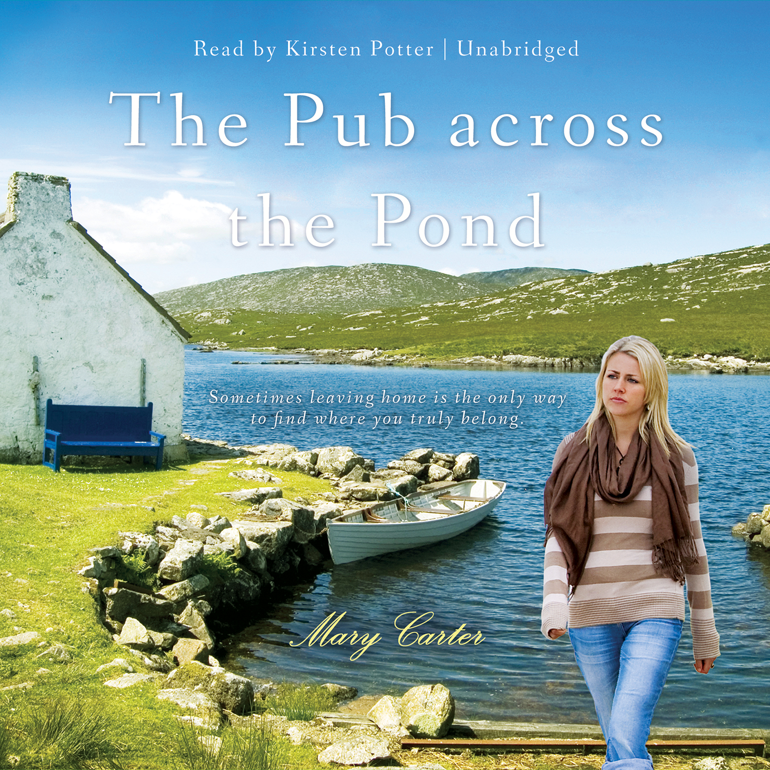 Printable The Pub across the Pond Audiobook Cover Art