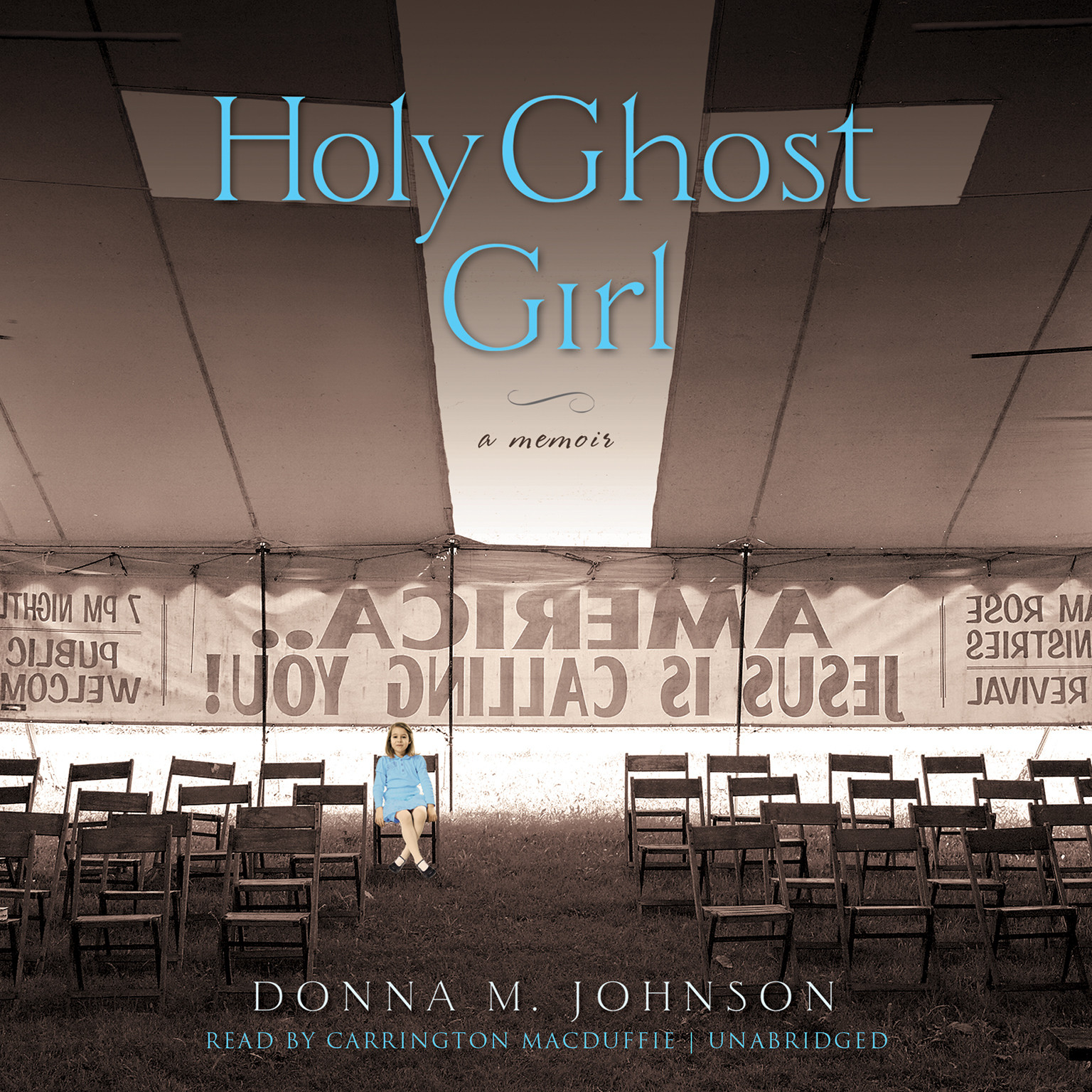 Printable Holy Ghost Girl: A Memoir Audiobook Cover Art