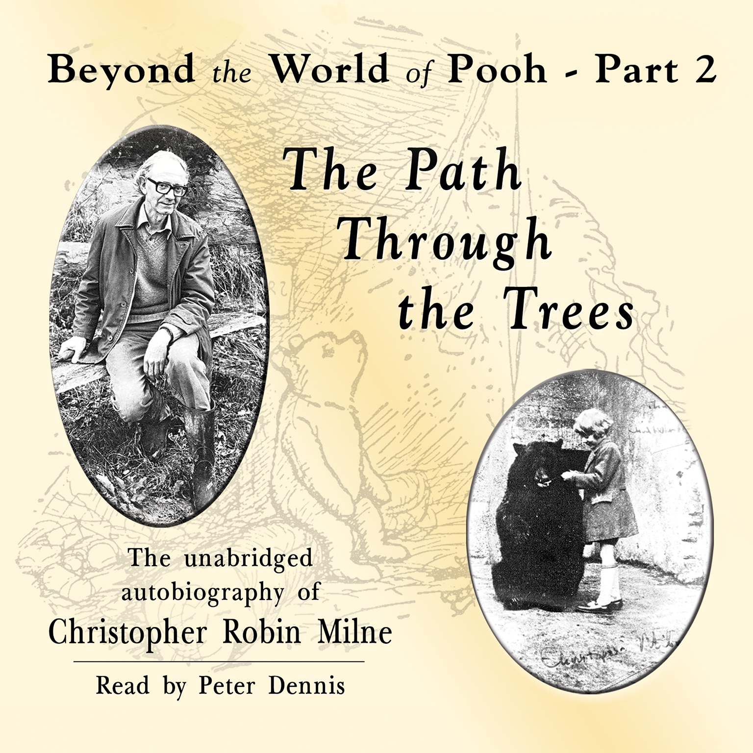 Printable The Path through the Trees: Beyond the World of Pooh, Part 2 Audiobook Cover Art