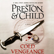 Cold Vengeance, by Douglas Preston, Lincoln Child