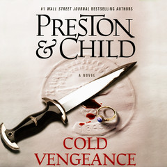 Cold Vengeance Audiobook, by Douglas Preston, Lincoln Child